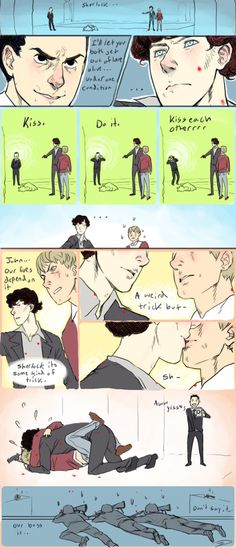 """""""Moriarty ships them harder than anyone."""" You wanna know how bad I want this to happen? So much that you can't even imagine. Larger than the entire universe.  ROFL  ROFL  ROFL"""