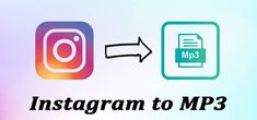 Are you seeking ways to download and convert instagram videos to mp3, this passage will show you some excellent methods. Video To Mp3 Converter, Online Converter, Audio Track, Record Audio, Download Music From Youtube, Play The Video, Free Instagram, Mp3 Song, Smile Face
