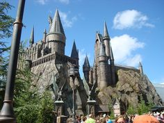 Harry Potter World in Universal Studios, Orlando