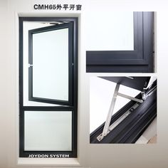 Manufacturer of thermal break outward swing casement doors  and other windows, railing, canopy,etc. email: linda.joydon@gmail.com cell:+86 152 4254 8166