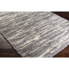 Machine Woven Leda Polyester Rug (5' x 7'6) (Brown), Size 5' x 8'