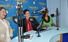 Alberto Castillo Aroca es entrevistado en Dominicanos Hoy