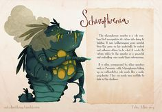 Schizophrenia | Community Post: Mental Illnesses Taking The Form Of Real Monsters