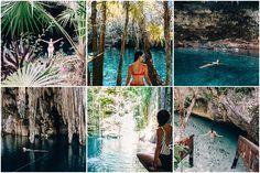 Die schönsten Cenoten in Yucatan zum Baden, Tauchen und Schwimmen - alle Tipps und Highlights für deinen unvergesslichen Mexiko Urlaub!