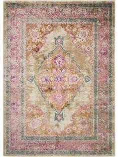 Vintage Teppich Vero - Einrichten im Vintage Stil