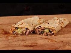 Recipe - Steak and Rice Burrito - Ole Mexican Foods