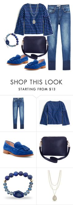 """""""Grocery Store Woes"""" by jfcheney ❤ liked on Polyvore featuring Anine Bing, J.Crew, Kate Spade, Humble Chic, Kim Rogers and Lucky Brand"""