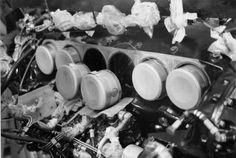 Motor DB 605. Me-109 G