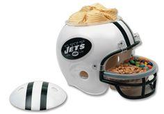 New York Jets Snack Helmet