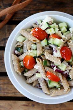 Penne Pasta Salads on Pinterest | Garlic Parmesan Shrimp, Stuffed ...
