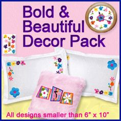 Machine Embroidery Designs at Embroidery Library! - Social Butterflies