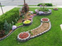 landscaping ideas for front yard | landscaping designs for front yard | landscape ideas and pictures