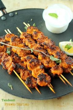 Tandoori Prawn/Shrimp ~ Kitchen Secrets and Snippets