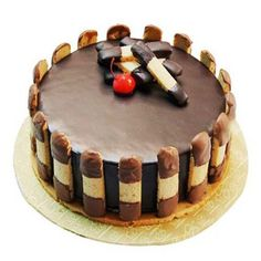 Choco Crunchy Online Birthday Cake Cool Cakes Delivery