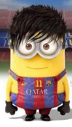 Neymar minion
