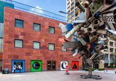 Paseo fotográfico por algunos de los museos de arte contemporáneo más importantes y curiosos del mundo
