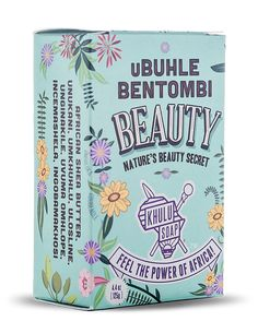 Colorful Packaging Design: Khulu Soap by Fanakalo