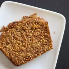 Whole Wheat Pumpkin Bread (via www.foodily.com/r/Oz4hQgdHW-whole-wheat-pumpkin-bread)--the healthy pumpkin bread recipe I've been looking for...