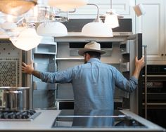 Ferguson partnered with Theron Humphrey from This Wild Idea to find the perfect bath and kitchen fixtures appliances and lighting for his new home & 49 best This Wild Idea x Ferguson Bath Kitchen u0026 Lighting Gallery ...