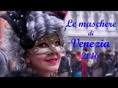 Le maschere di Venezia 2016 4K