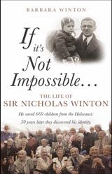 Sir Nicholas Winton is known for organising the rescue of 669 Czech children from Nazi-occupied Czechoslovakia during the 9 months before war broke out in 1939.