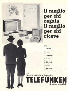 TELEFUNKEN - TELEVISORI