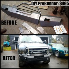 Double trouble custom diy bumper kit 395 wwwmovebumpers front rear replacement bumpers at an affordable price moves heavy duty diy bumpers are easy to weld and available for your truck make model and year solutioingenieria Gallery