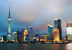 Tour to Shanghai with General Tours. Picture courtesy of General Tours.