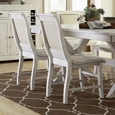 Progressive Furniture Inc. Willow Side Chair (Set of 2)