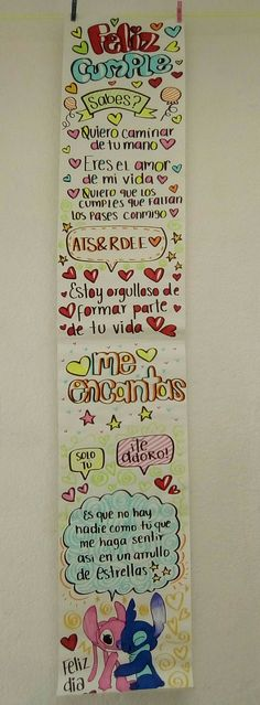 # dibujo # regal o Love Gifts, Diy Gifts, Gifts For Friends, Gifts For Him, Love Messages, Boyfriend Gifts, Anniversary Gifts, Birthday Gifts, Diy And Crafts