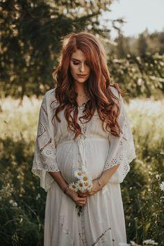 Maternity Photos + A Prayer For Our Baby Girl • Auj Poj