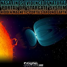Stillness in the Storm : NASA Finds Evidence of Natural 'Portal' or 'Stargate' System | Hidden Magnetic Portals Around Earth September 21st 2015 http://sitsshow.blogspot.com/2015/09/nasa-finds-evidence-of-natural-portal.html http://www.nasa.gov/mission_pages/sunearth/news/mag-portals.html