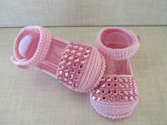 Crochet Baby Boots, Crochet Baby Sandals, Crochet Kids Hats, Crochet Baby Clothes, Crochet Slippers, Zig Zag Crochet Pattern, Crochet Shoes Pattern, Newborn Crochet Patterns, Baby Shoes Pattern