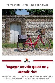 Voyager en vélo quand on y connait rien : le guide pratique pour se lancer