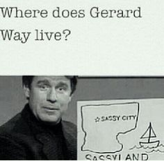 Haha in Sassy City, Sassyland