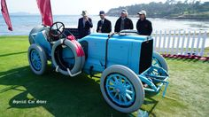 1908 Mors Grand Prix Race Car - 2nd in Class at Pebble Beach Concours d'Elegance 2017 http://www.specialcarstore.com/content/67th-pebble-beach-concours-delegance-2017