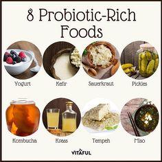 20 Benefits of Taking Probiotics - Lactobacillus Acidophilus Supplements
