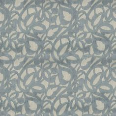 From AbbeyShea, this all over floral vine velvet fabric is great for pillows and upholstery projects.
