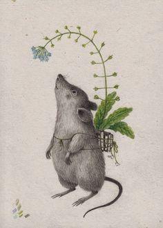 Animalarium - a blog of animal art. #art #animals