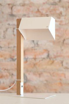 Pedersen and Lennard - Stockholm Reading Lamp. Mild Steel Base with tilting shade. 385 x 120 x Home Office, Stockholm, Desk Tidy, Electrical Fittings, Light Project, Desk Lamp, Lamp Light, Lighting Design, House Design