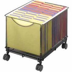 Hanging File Box/Organizer #EngVocab