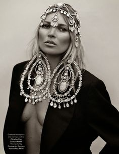 Kate Moss by Alesdair McLellan for AnOther Magazine A/W 2014