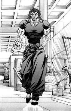 Respect Yujiro Hanma (Grappler Baki)