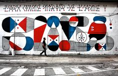 Remed mural in Italy - we should have one of these here