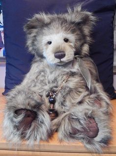 Charlie Bear Trevor | eBay