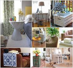 10 Awesome DIY End Table Ideas for Your Home