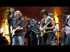Eric Clapton & Jeff Beck - Shake Your Money Maker (Live from Crossroads ...
