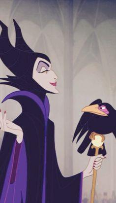 Maleficent-My favorite Disney villain. Disney Animation, Disney Pixar, Disney Films, Disney Villains, Disney And Dreamworks, Disney Cartoons, Animation Movies, Disney Kunst, Arte Disney