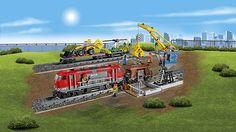 60098 Heavy-Haul Train - Products - City LEGO.com