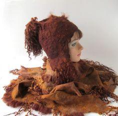 merino wool, raw wool, wool curles , hand dyed